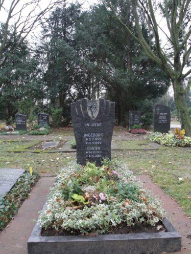 Beerdigungstiefgräber